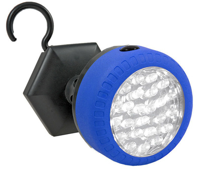24 LED Pivot Work Light