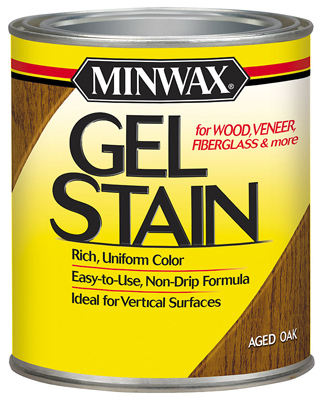 1/2PT Oak Gel Stain