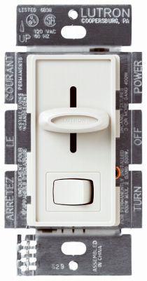 Skyl WHT SP/3WY Dimmer - Woods Hardware