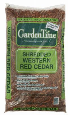 2cuft Red Cedar Mulch