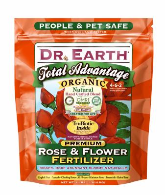 4LB RSE/FLWR Fertilizer