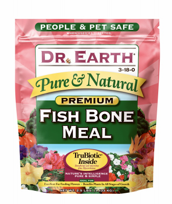 2.5LB Fish Bone Meal