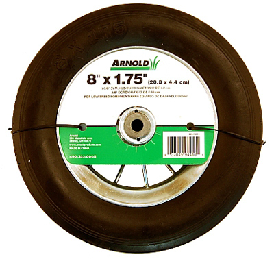 8x1.75 Wire Spoke Wheel