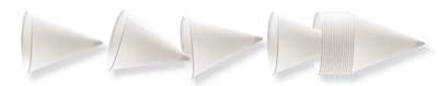 200CT4OZ Cone Paper Cup