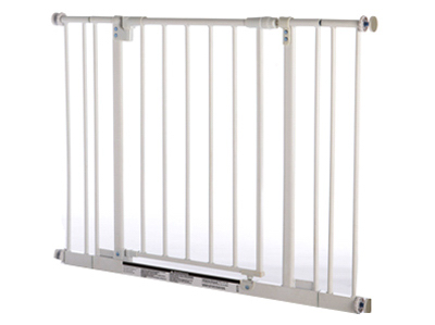North State Supergate Easy Close Expandable Gate Metal