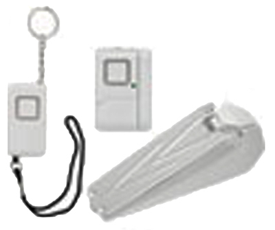 3PC Port Alarm Kit