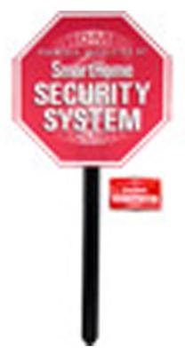 Security Yard Stake