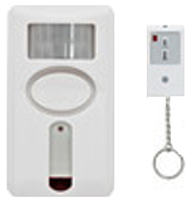 Remote Motion Alarm - Woods Hardware