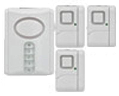 4PC Alarm Kit - Woods Hardware
