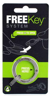 "1-1/8"" Freekey System"