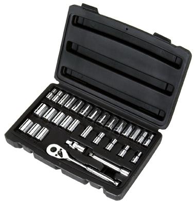 30PC Socket Set