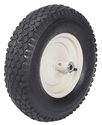 "16"" 4Ply Knobby Tire"