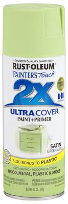 PT2X 12OZ Sat GRN Paint