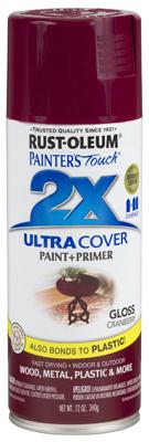 PT2X 12OZ Cranb Paint