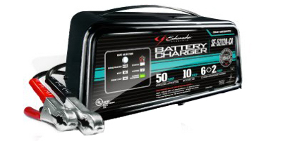 50A Battery Charger