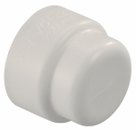 "3/4"" PVC Lock End Cap"