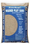.4CUFT Washed Play Sand