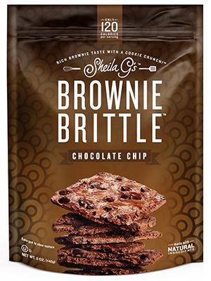 5OZ Chocol Chip Brittle