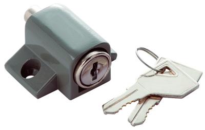 Keyed Patio/Window Lock
