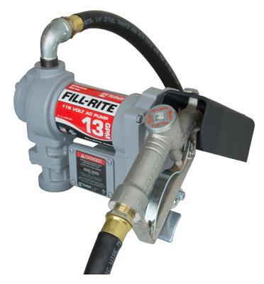 115V AC Fill Rite Pump