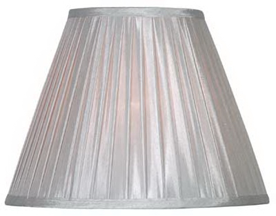 "7.5"" SLV Pleated Shade"