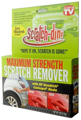 Scratch Dini Remover