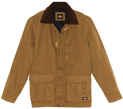 XXL BRN Duck Insul Coat