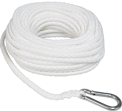3/8x100 WHT Anchor Line