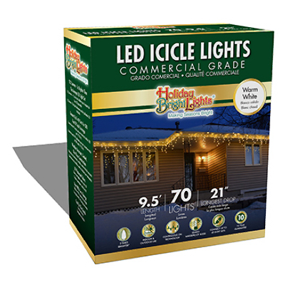 70LT WW T5 LED Icic Set