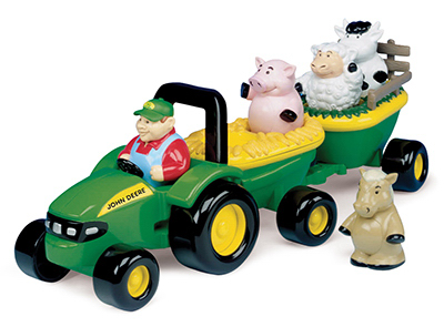 JD Animal Hayride Set