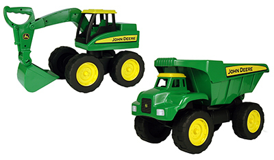 "JD 15""Big Scoop Vehicle"