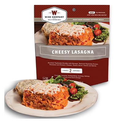 2Serv Cheesy Lasagna