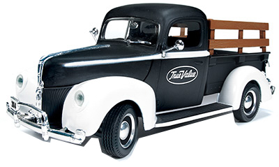 TV1940 Ford PickUp/Rail