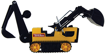 Tonka STL Trencher