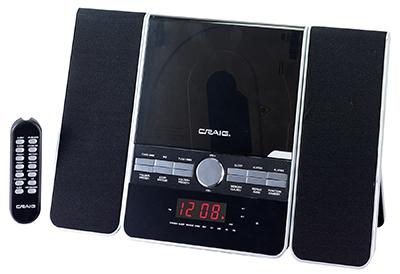 Craig CD Shelf System