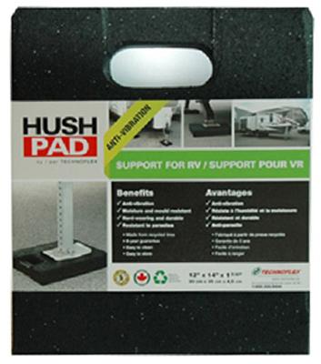 12x14x2 Hush Pad