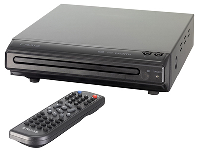 RC DVD Player/HDMI