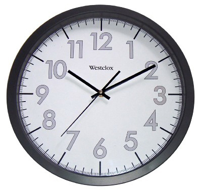 "14"" RND Office Clock"