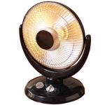 WP BLK Parabolic Heater