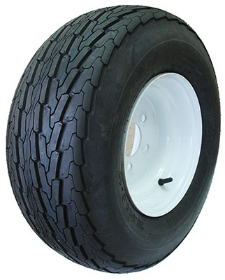 20.5x8.00 Tire Assembly