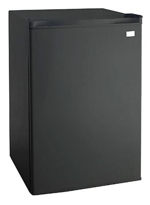4.4CUFTBLK Refrigerator