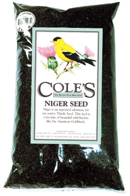 10LB Niger Bird Food