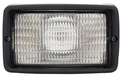 4x6Rect Halo Trac Light