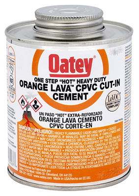 8OZ ORG Lav CPVC Cement