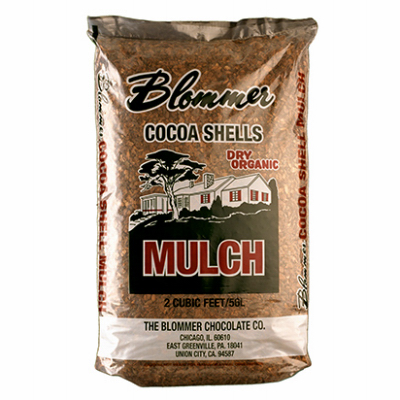 2CUFT Cocoa Mulch - Woods Hardware
