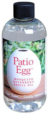 8OZ Patio Egg Refill