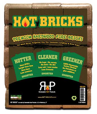 15PK Hot Bricks