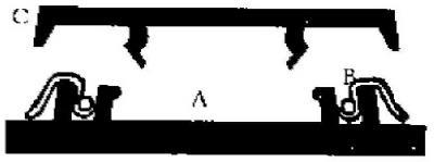 1-1/2x8 BGE Scr Cap