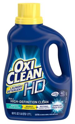 Oxi 60OZ Fres Detergent - Woods Hardware