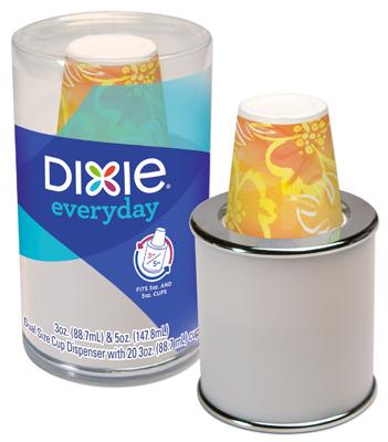 20CT Dual Cup Dispenser